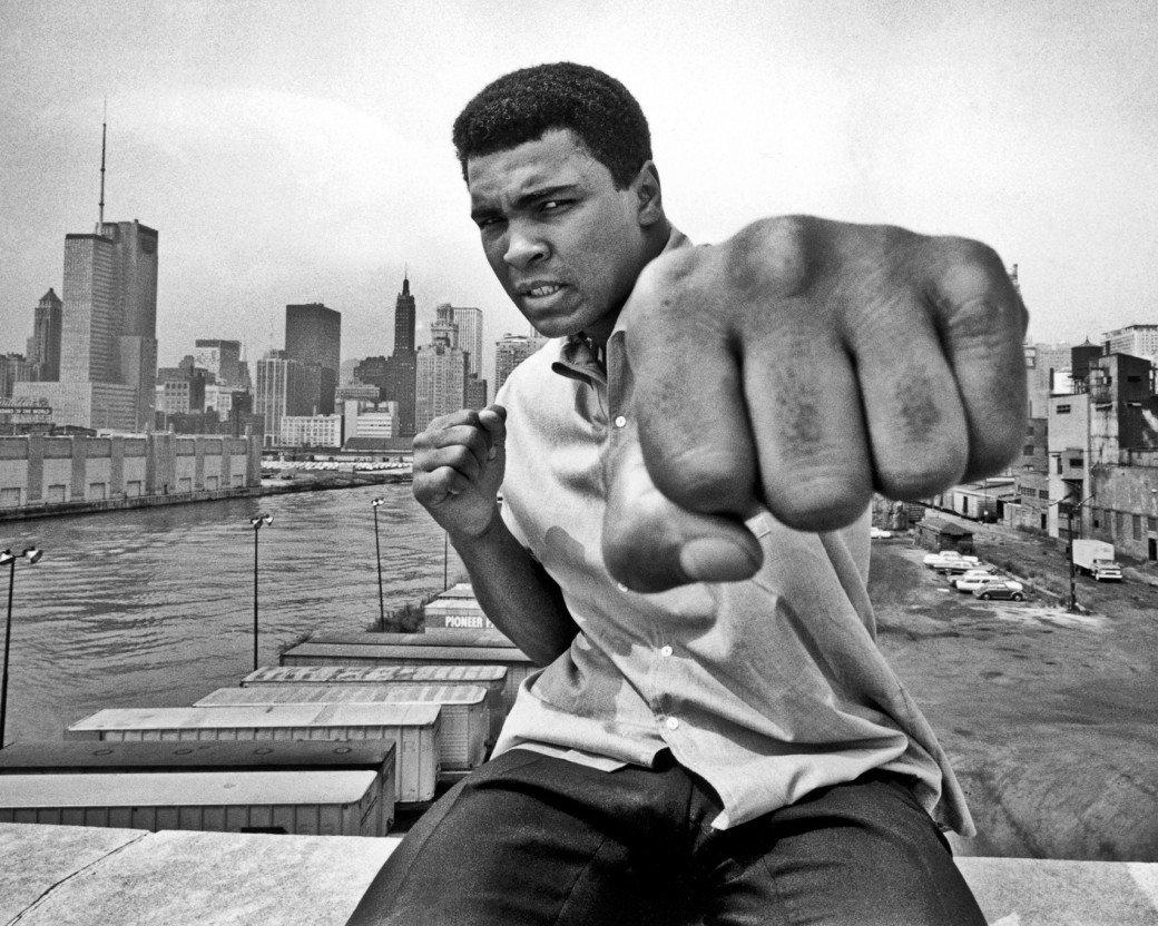 [Tirinha Zen Pencils[ Muhammad Ali - O verdadeiro campeão