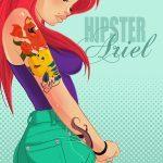Princesas da Disney tatuadas 6