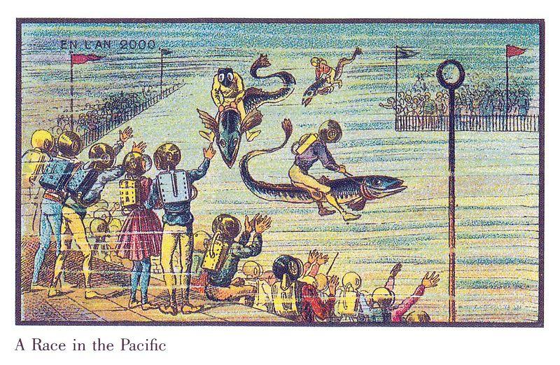 100-anos-atras-artistas-foram-convidados-para-ilustrar-como-seria-os-anos-2000-12