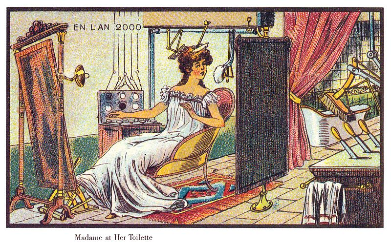 100-anos-atras-artistas-foram-convidados-para-ilustrar-como-seria-os-anos-2000-16