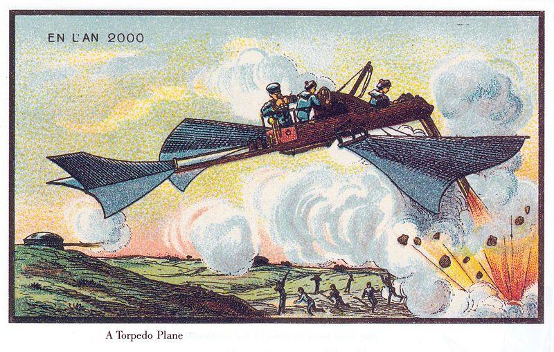 100-anos-atras-artistas-foram-convidados-para-ilustrar-como-seria-os-anos-2000-18