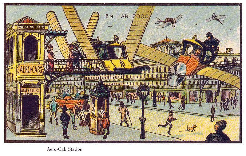 100-anos-atras-artistas-foram-convidados-para-ilustrar-como-seria-os-anos-2000-2