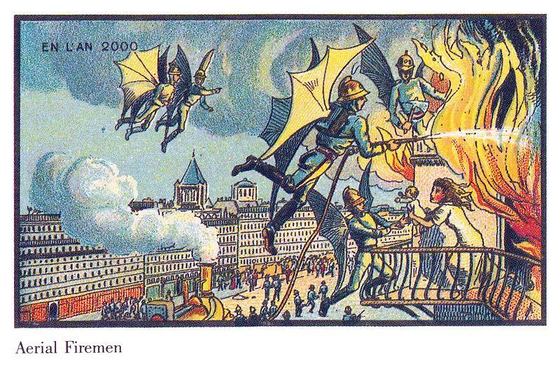 100-anos-atras-artistas-foram-convidados-para-ilustrar-como-seria-os-anos-2000-20