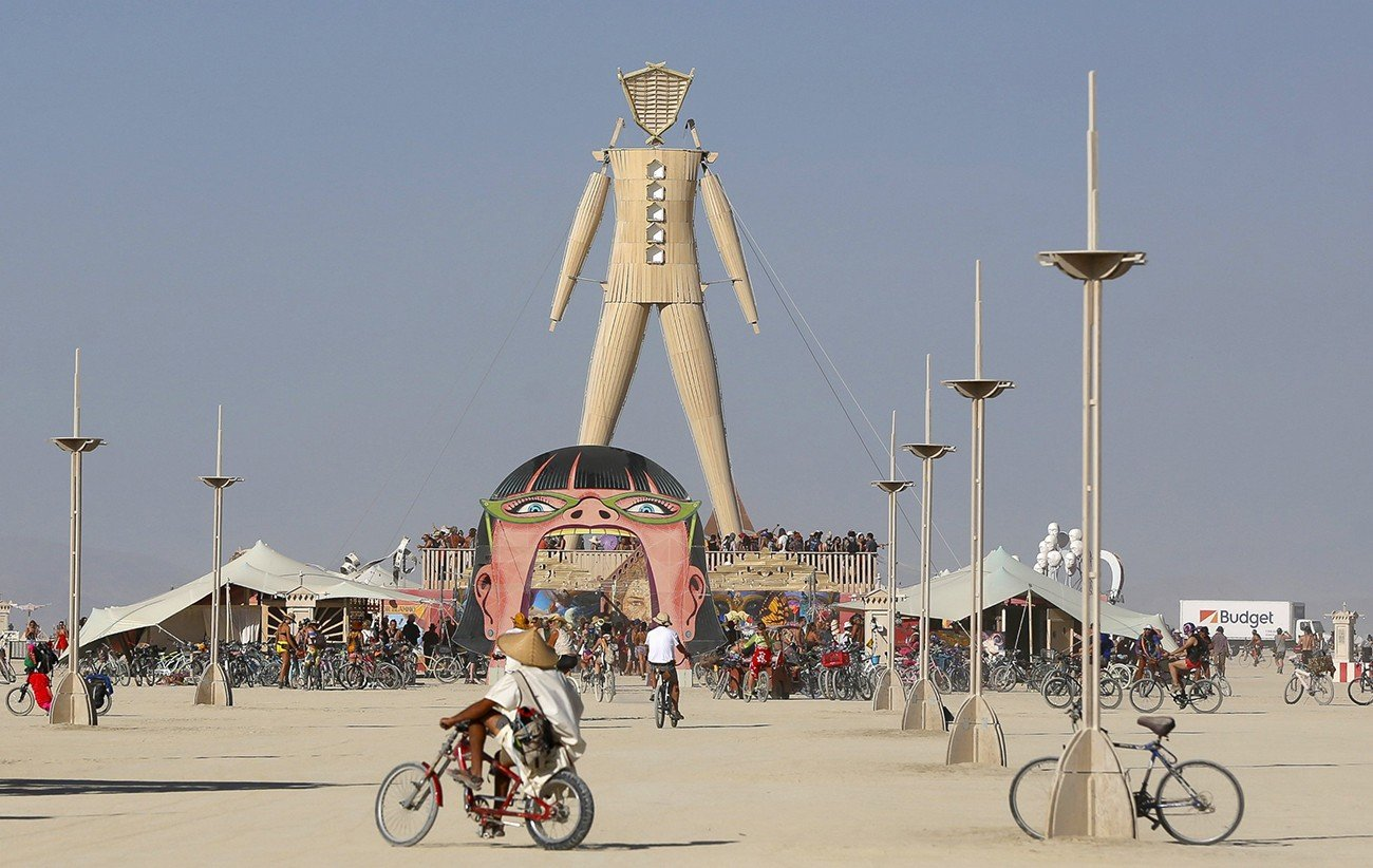 Como foi o Burning Man 2016