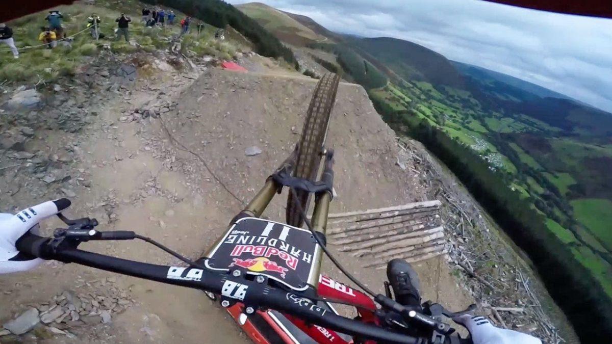 Como e descer de mountain bike uma das trilhas mais dificeis do mundo