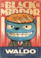 Artista brasileiro transforma episódios de Black Mirror em capas de quadrinhos