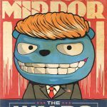Artista brasileiro transforma episodios de Black Mirror em capas de quadrinhos 11