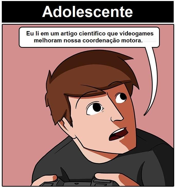 As desculpas que damos para jogar video-game (3)