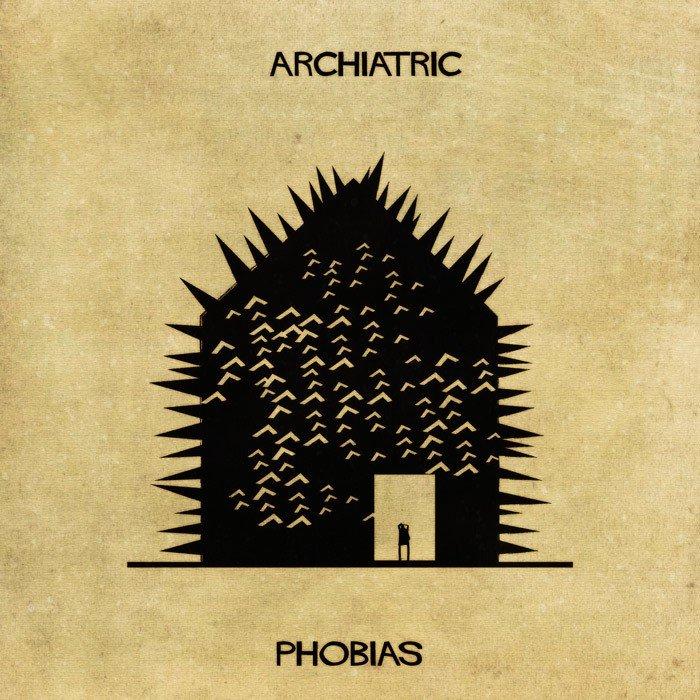 Doencas e desordens mentais transformadas em arquitetura (11)