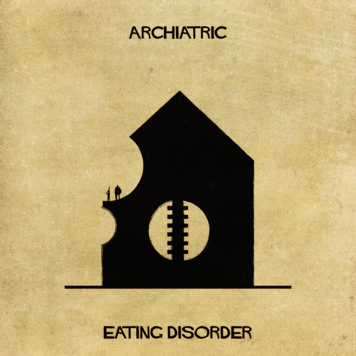 Doencas e desordens mentais transformadas em arquitetura (12)