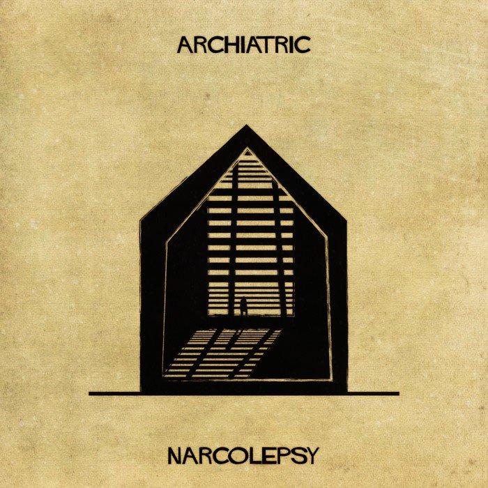 Doencas e desordens mentais transformadas em arquitetura (13)