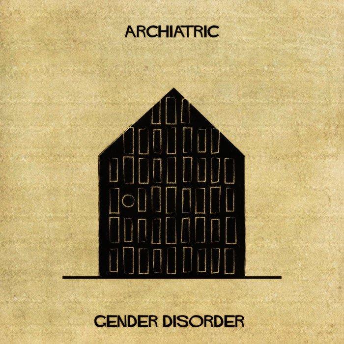 Doencas e desordens mentais transformadas em arquitetura (14)