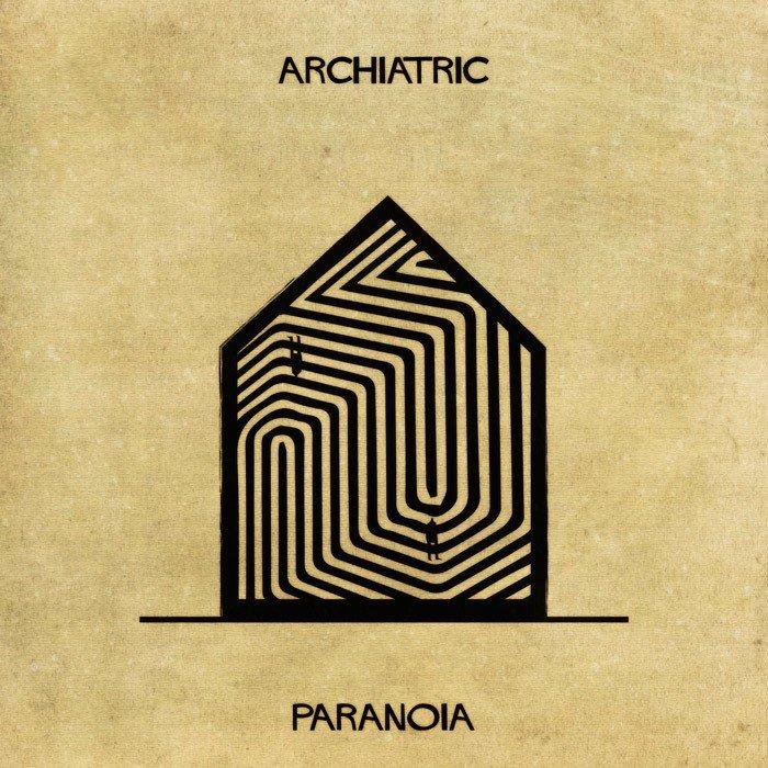 Doencas e desordens mentais transformadas em arquitetura (15)