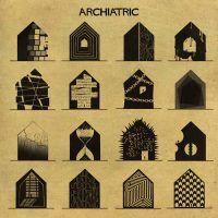 Doenças e desordens mentais transformadas em arquitetura