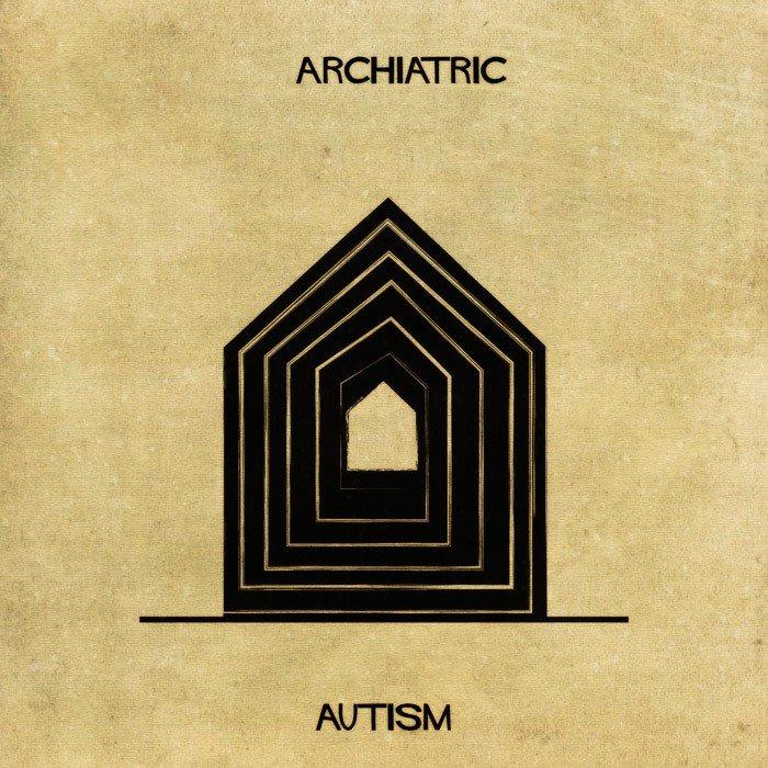Doencas e desordens mentais transformadas em arquitetura (2)