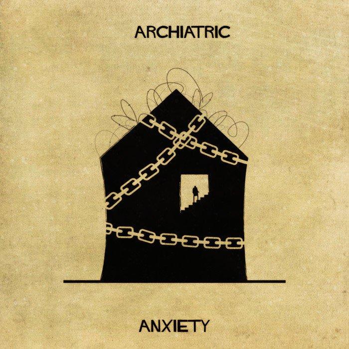 Doencas e desordens mentais transformadas em arquitetura (7)