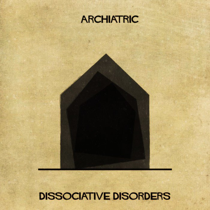 Doencas e desordens mentais transformadas em arquitetura (8)