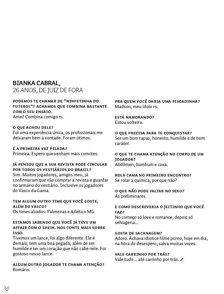 Fotos da Sexy Bianka Cabral de Janeiro (9)