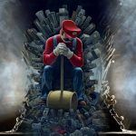 Game of Thrones Super Mario World 1