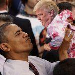 Mini Trump Fazendo montagens com o novo presidente dos Estados Unidos 4