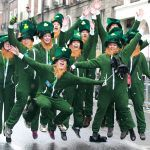 Passando raiva no St Patricks Day