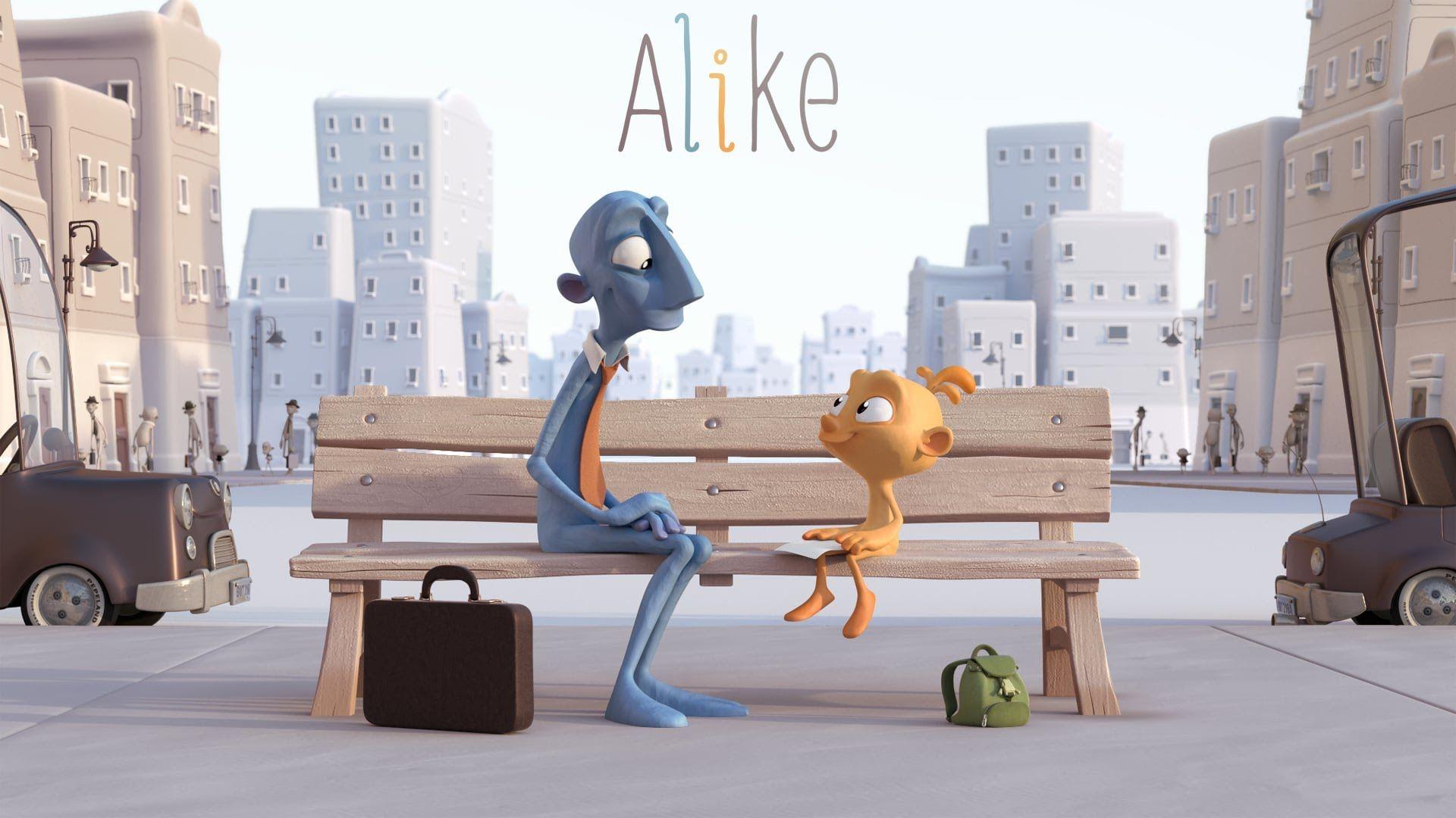 [Curta Animado] Alike - Como a sociedade mata nossa criatividade e imaginação