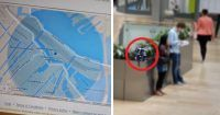 Estudante deixa celular ser roubado de propósito para espionar a vida do ladrão