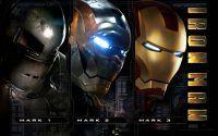 Todas as cenas do Homem de Ferro colocando armadura