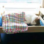 Ikea doa camas de bonecas para abrigo de gatinhos 5