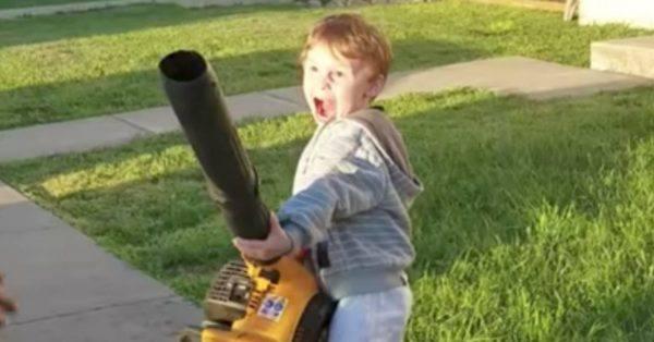 Quando voce descobre que seu filho ira se tornar um super vilao