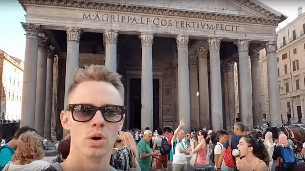 A Europa e impressionante