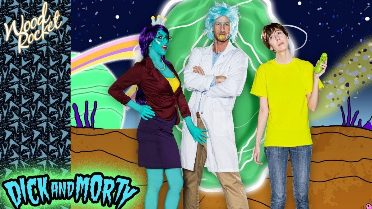 Rick and Morty Dick and Morty