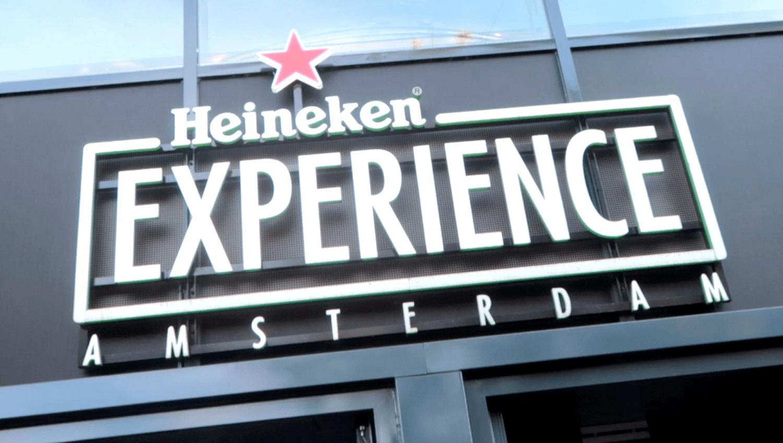 [Fugindo do Verão] Conheça a Heineken Experience em Amsterdam