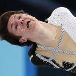 As terriveis faces dos patinadores de gelo 6