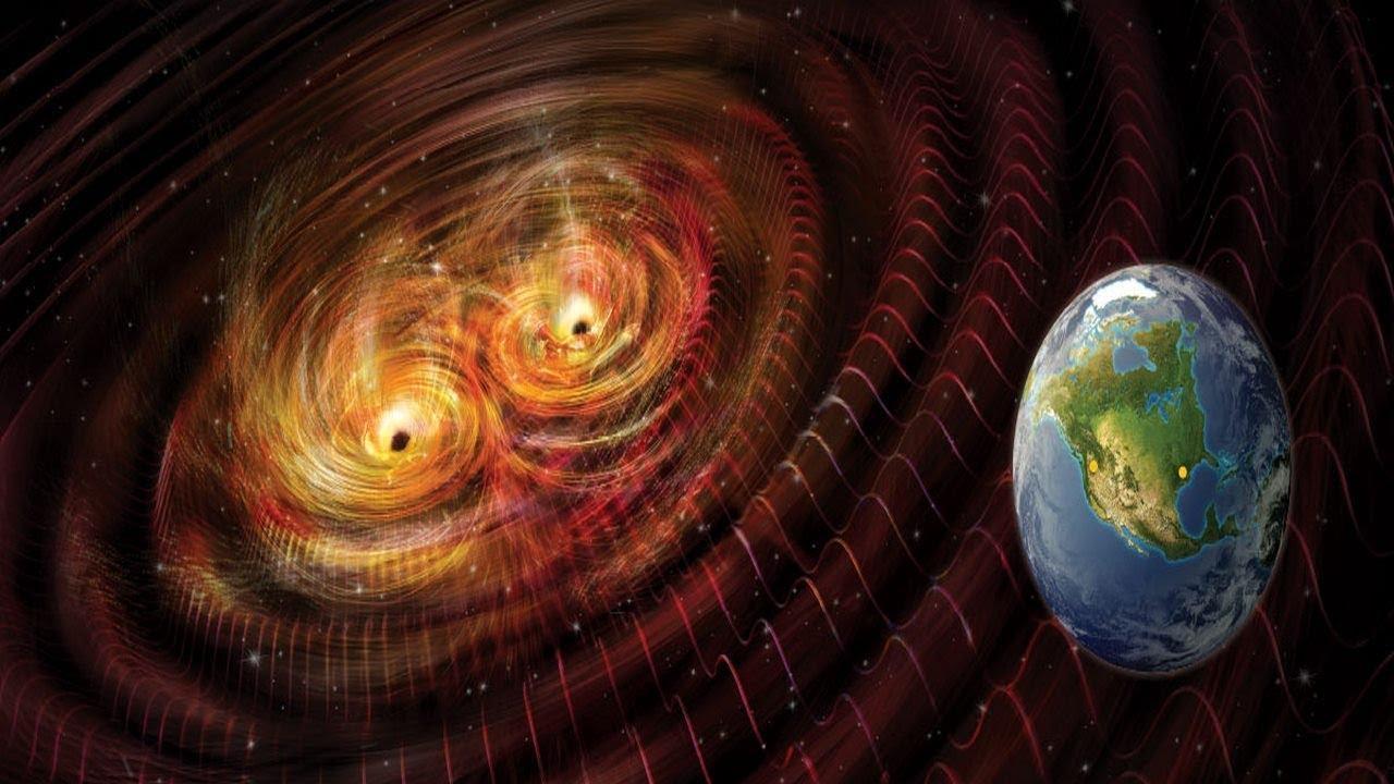 O que são ondas gravitacionais?