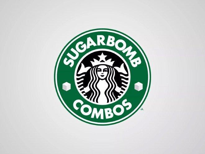 Como seriam os logotipos se as empresas fossem honestas 17