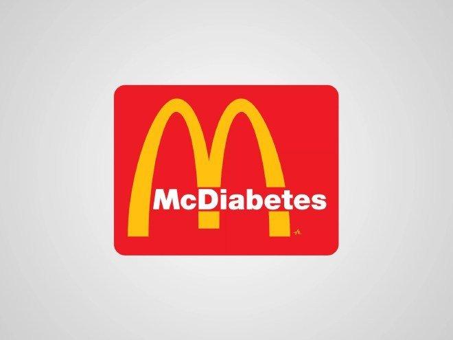 Como seriam os logotipos se as empresas fossem honestas 5