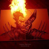 [Instagram da Semana] Dino Tomic – Brincando com fogo e Criando arte