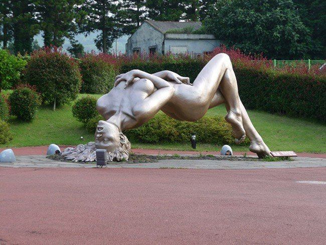 Jeju Loveland conheca o parque erotico da Coreia do Sul 8