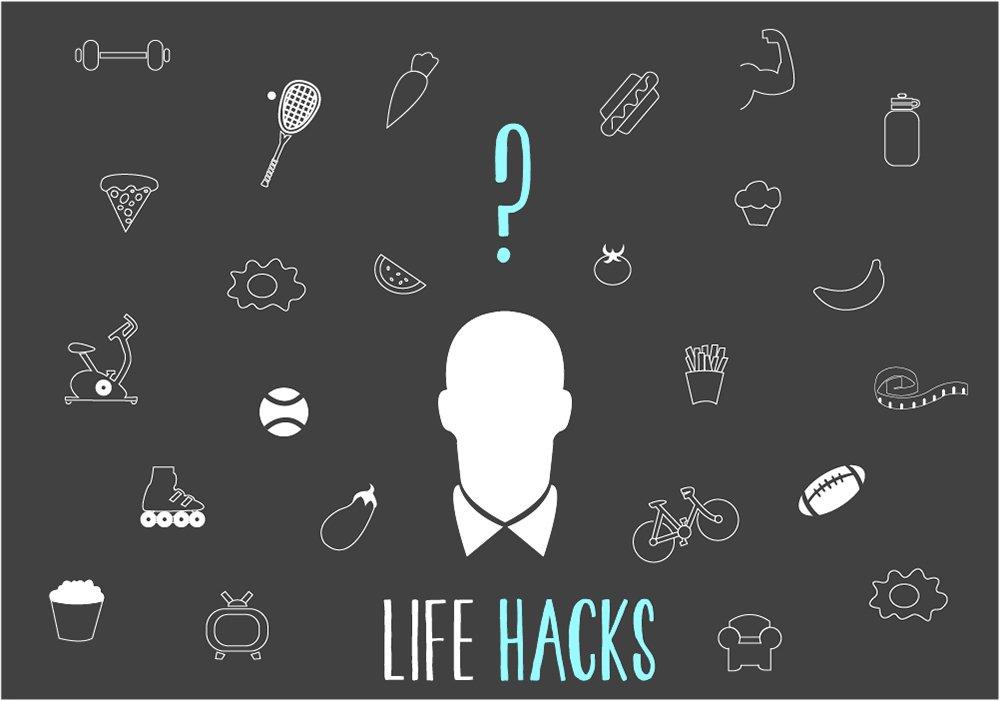 Life Hacks do corpo humano