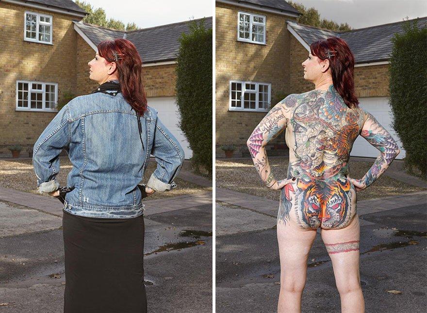 Tatuagem nao muda carater 8