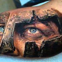 Tatuagens realistas e em 3D fodásticas!