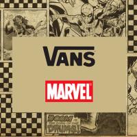 Vans anuncia nova parceria com Marvel