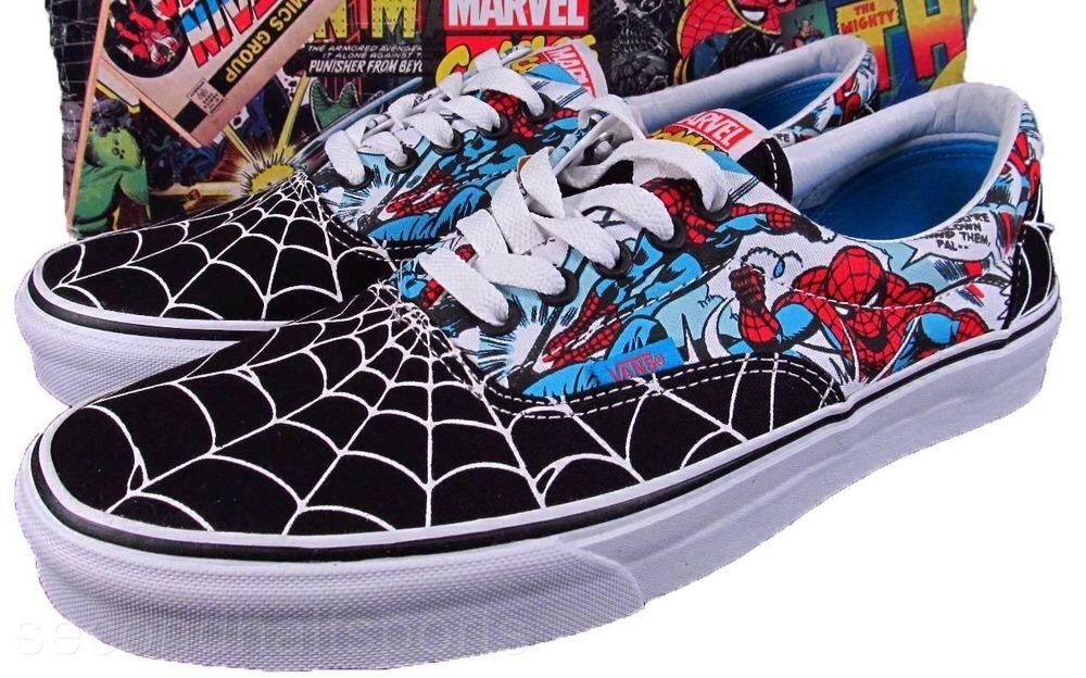 zapatillas vans marvel edicion especial spiderman D NQ NP 613815 MLA25726659024 072017 F