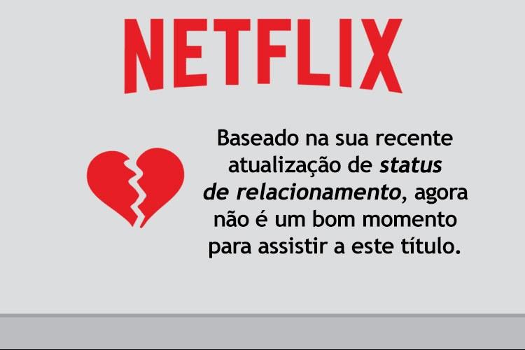 Avisos do Netflix que gostaríamos de ver