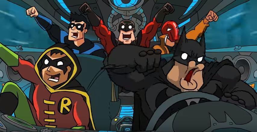 A melhor banda de metal dos quadrinhos lança seu terceiro clipe: BatMetal Forever!