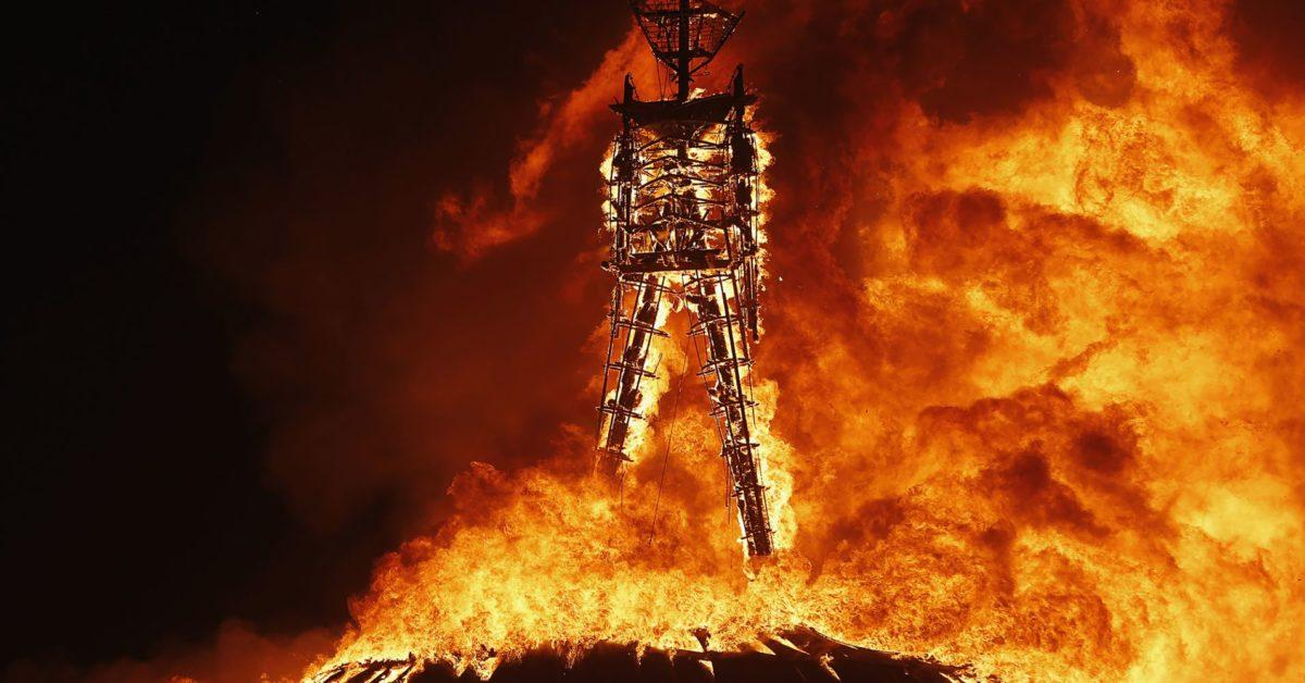 Burning Man 2