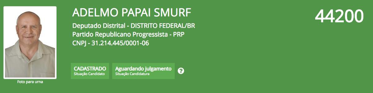 Os candidatos mais bizarros nas eleicoes 2018 Regiao CENTRO OESTE 3