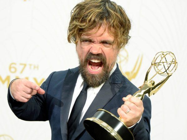 Peter Dinklage Emmy Awards