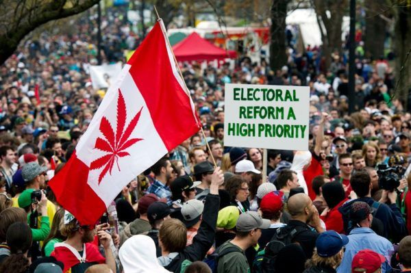 Canadá cannabis personal rights